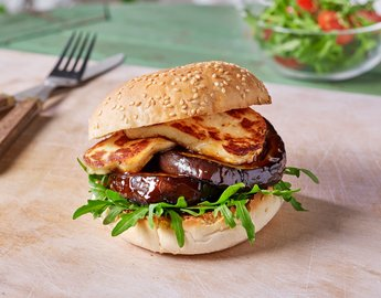 Vegetarisk burger